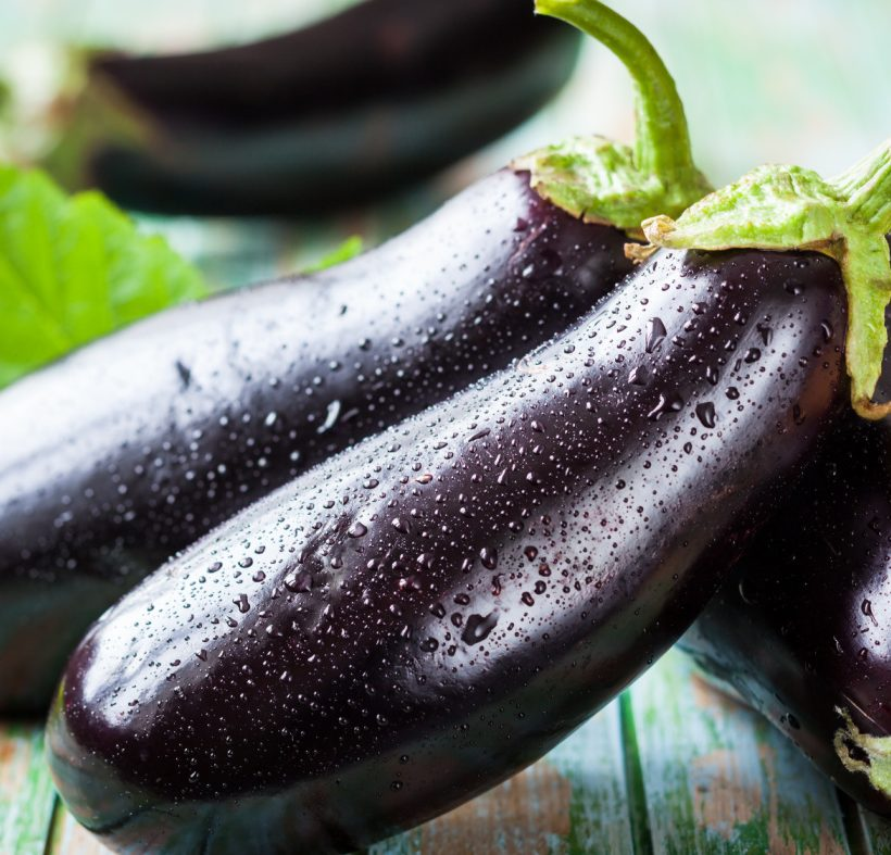 Le Maroc est le 14ème pays exportateur d'aubergine au monde